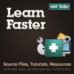 NETTUTS+ Screencasts and Bonus Tutorials
