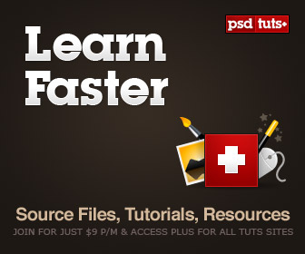 Psd Plus: advanced Photoshop tutorials.